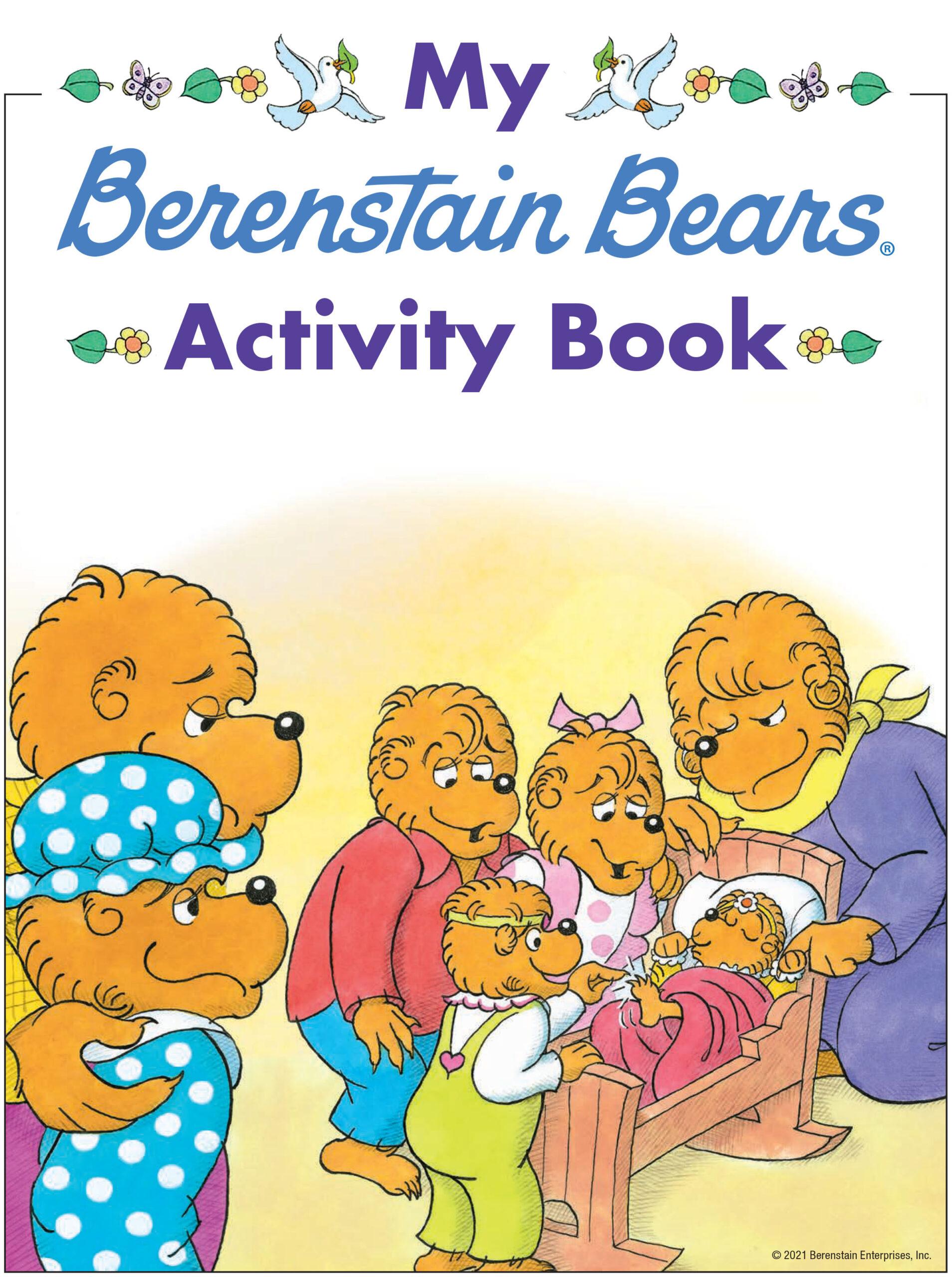 Berenstain Bears Activity Book
