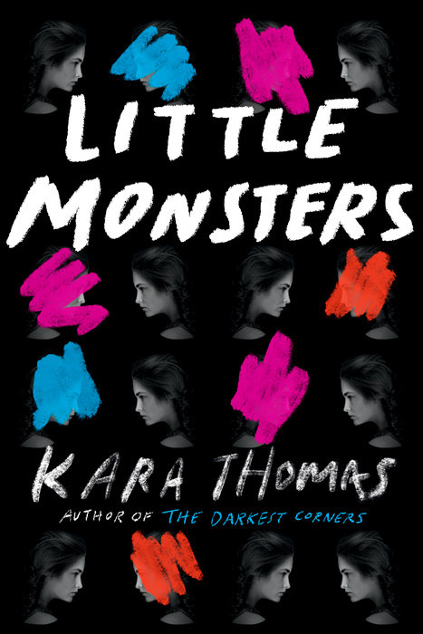 Cover of Little Monsters