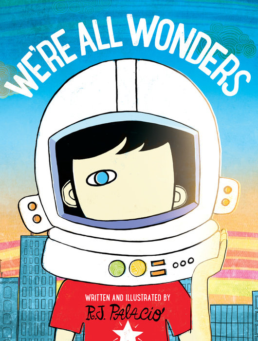 Cover of We\'re All Wonders