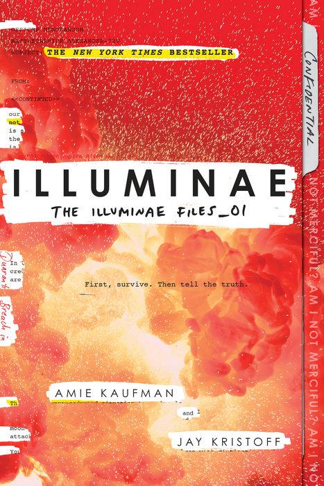Cover of Illuminae