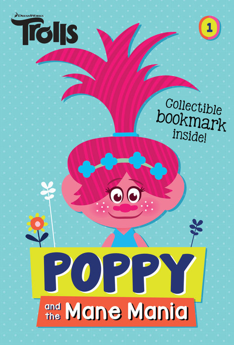 Cover of Poppy and the Mane Mania