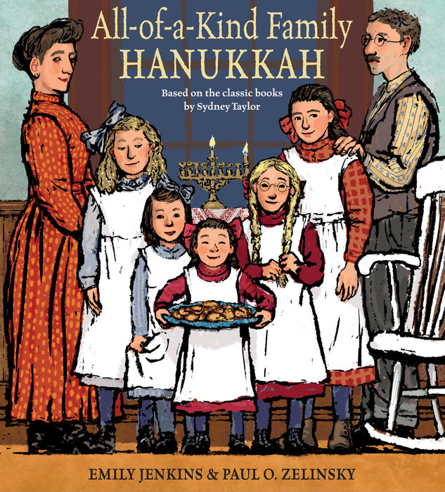 Cover of All-of-a-Kind Family Hanukkah