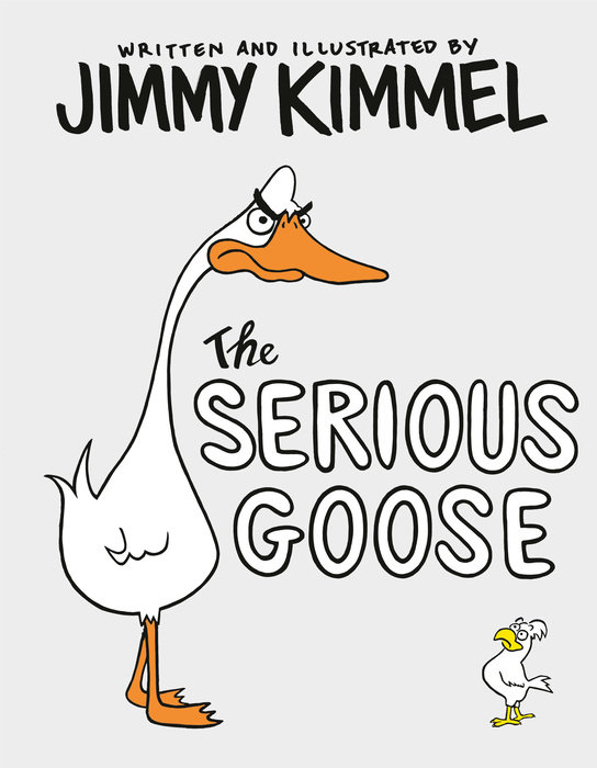 Cover of The Serious Goose