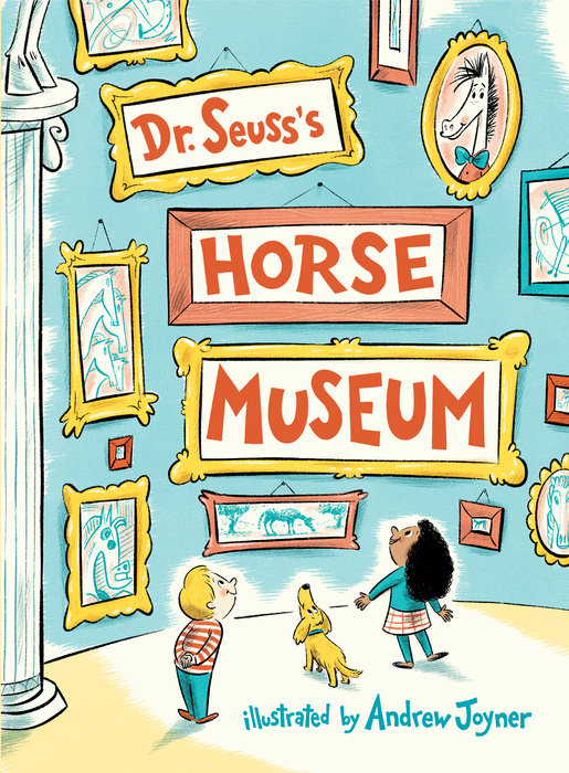 Cover of Dr. Seuss\'s Horse Museum