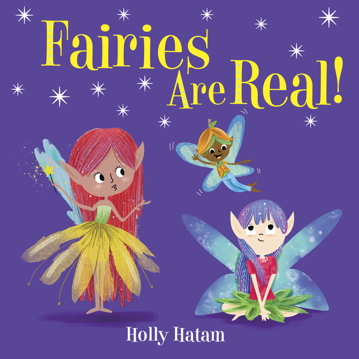 Cover of Fairies Are Real!