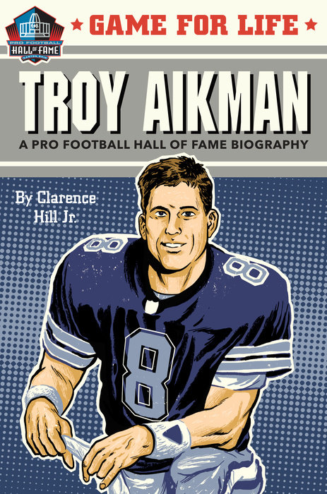 Cover of Game for Life: Troy Aikman