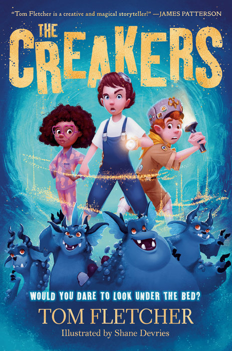 Cover of The Creakers