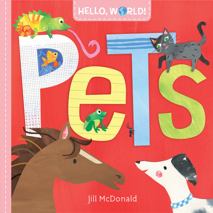 Cover of Hello, World! Pets