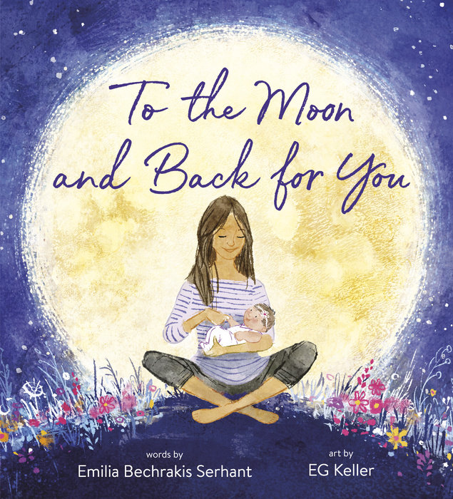 Cover of To the Moon and Back for You
