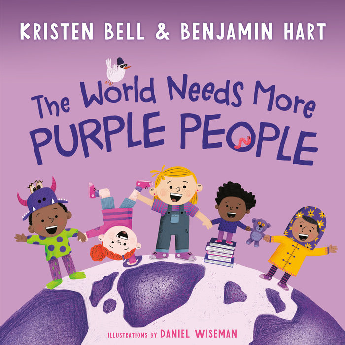 Cover of The World Needs More Purple People