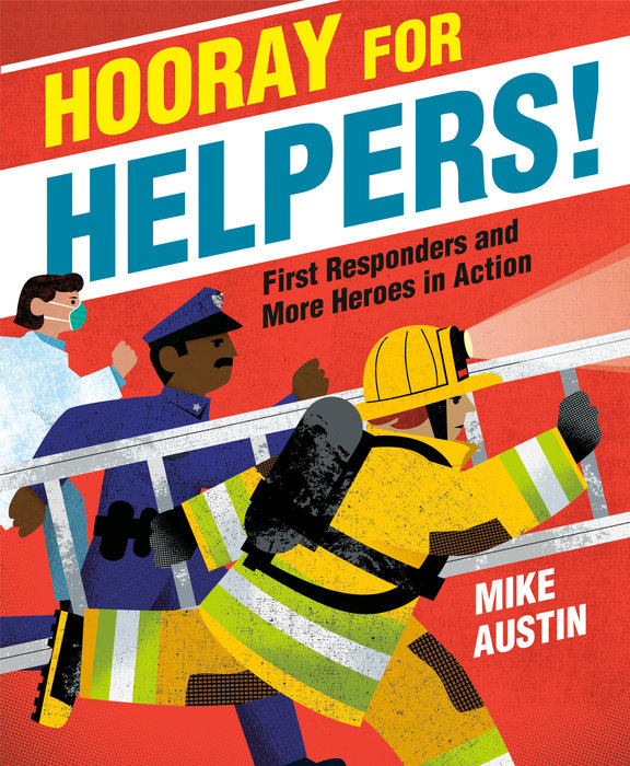 Cover of Hooray for Helpers!