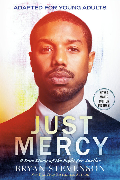 Cover of Just Mercy (Adapted for Young Adults)