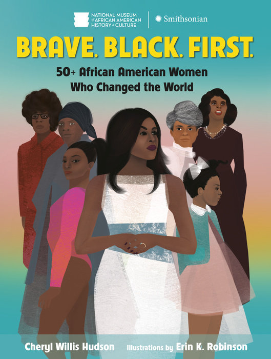 Cover of Brave. Black. First.