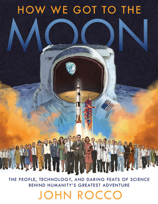 Cover of How We Got to the Moon