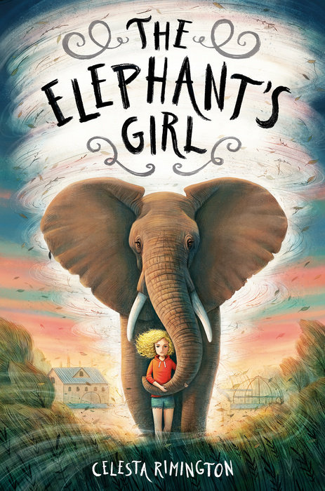 Cover of The Elephant\'s Girl