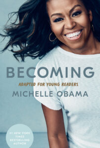 Cover of Becoming: Adapted for Young Readers
