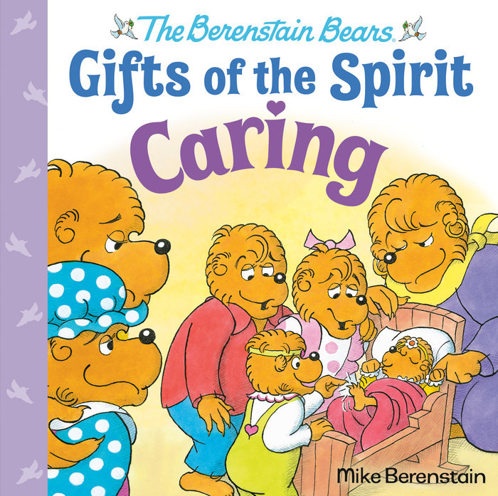 Cover of Caring (Berenstain Bears Gifts of the Spirit)