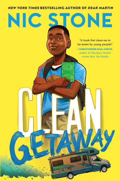 Cover of Clean Getaway