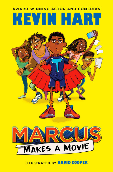 Cover of Marcus Makes a Movie